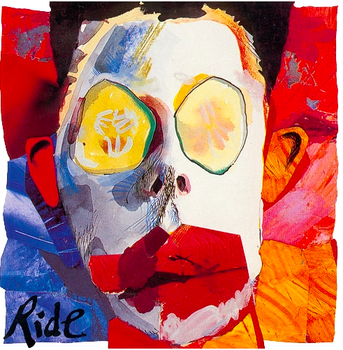 Album cover of Going Blank Again by Ride